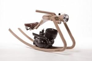 Gungstol - Motorcykel