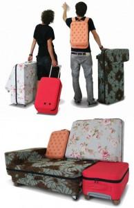 Bagage Soffa
